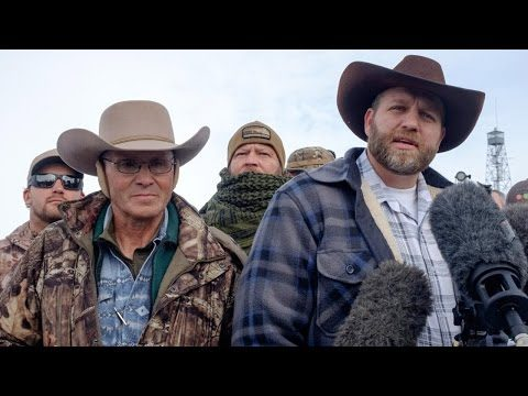Armed Militia Standoff in Oregon is All About You