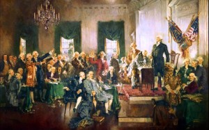 Founding Fathers Constitution Founders
