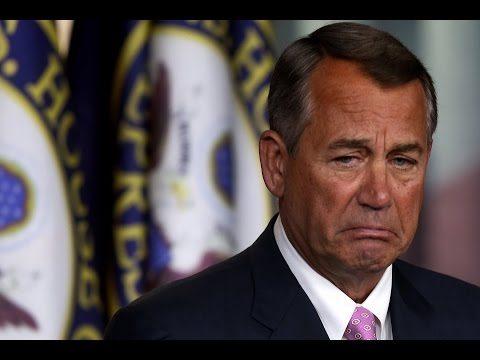 Bidding a Fond Farewell to John Boehner – Good Riddance!