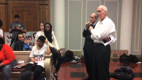 Two Colleges Put a Quick End to Student Protests