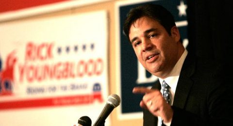 Conservative Congressman Fights for Religious Freedom