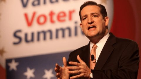 The Character of Ted Cruz