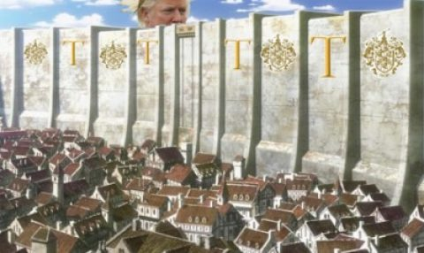 Here's Your Wall America – And Who is Footing the Bill?