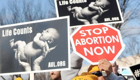 Oklahoma House Outlaws Abortion!
