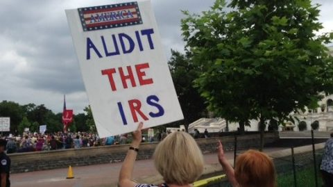 Abolish the Privately Owned and Anti-American Internal Revenue Service (IRS)