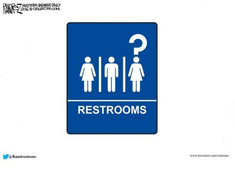 Public Restrooms?