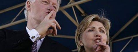 The Clinton Sleaze Machine Returns