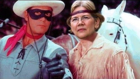 So America wants Elizabeth Warren for VP?