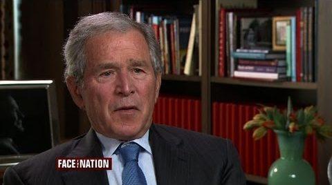 Bushes Polarize Like Progressives