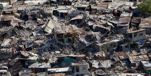 Learning a Lesson From the Haiti DIsaster