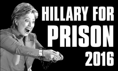 Lock Her Up, Put Her in Jail — What Happened?