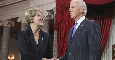 If Hillary Goes Out then Biden / Warren will Come In