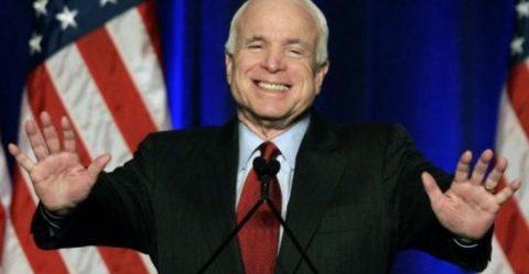 John McCain's Hysterical Talk About Trump