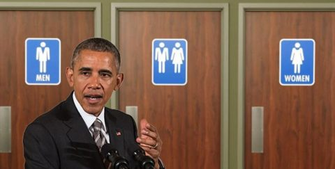 Obama's Legacy is Going Down a Literal Toilet