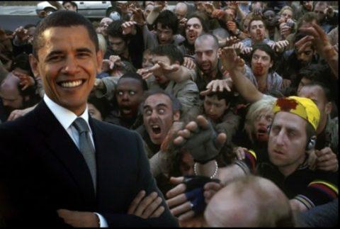 The Obama Zombies are Alinsky Fanatics