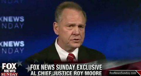 Alabama Supreme Court Chief Justice Suspended for Standing Against Gay Marriage