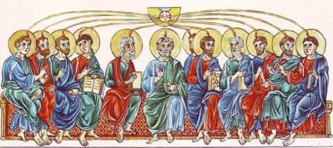 Is Sunday, May 15, 2016, REALLY Pentecost?