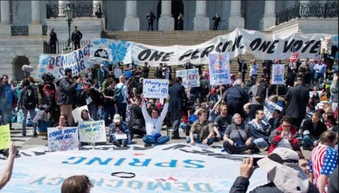 Obama's Impending Democracy Spring