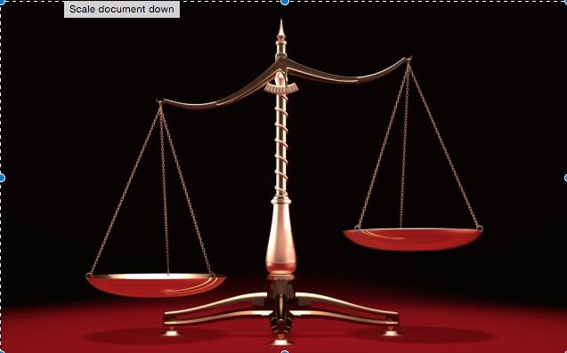 scale balance justice