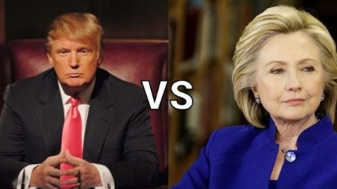 Trump vs Clinton is Truth and Fiction