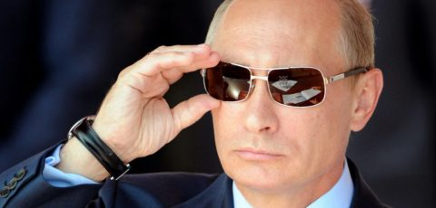All Eyes on Vladimir Putin