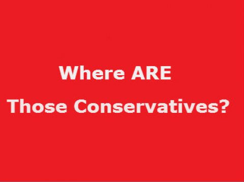 Conservatism is Dead – I'm 'Outta Here!