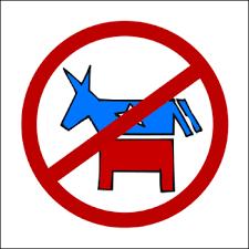 no democrat