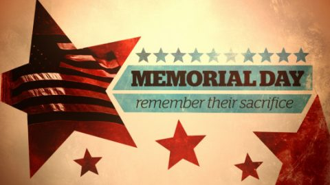 Memories for Memorial Day