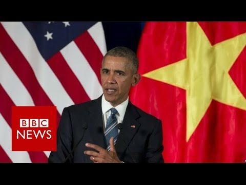 Obama's Vietnam Disgrace