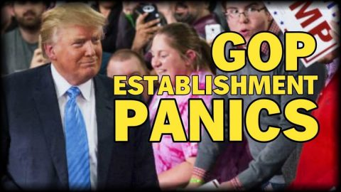 GOP Establishment Still Holding Out Hope of a 3rd Party Savior?!