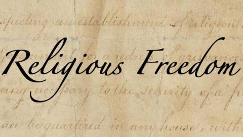 Does the First Amendment Require Government Neutrality toward Religion?
