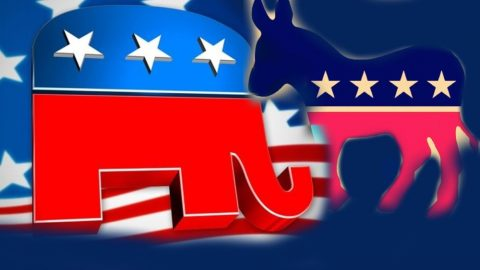 The Two Party System, It's History, and Why It's Time for a Three Party System