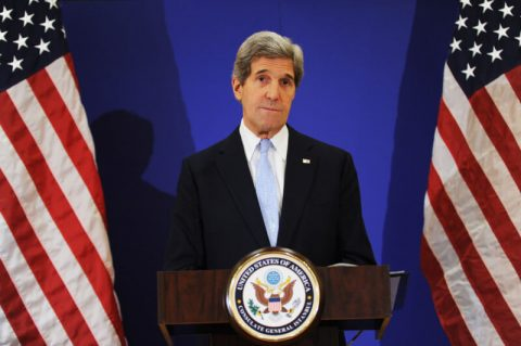 John Kerry's Anti-Constitutional Borderless World