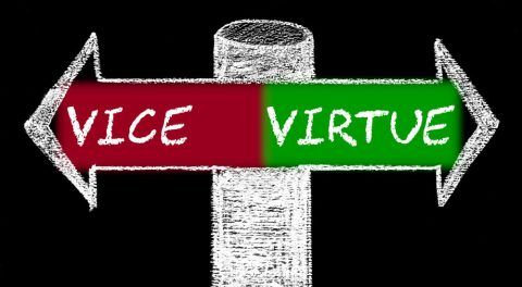 If Not Virtue then Vice