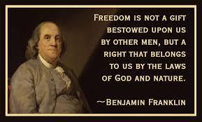 Ben Franklin Freedom