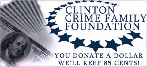 What the Clinton Crime Family Foundation Money Can Buy!
