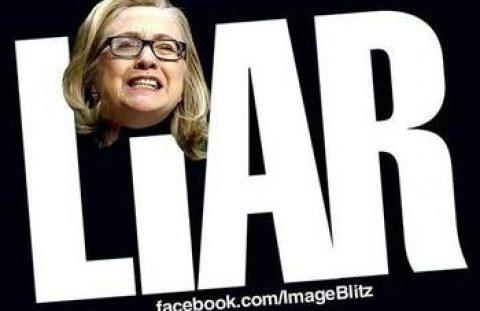 Hillary's Lies, Scandals and Crimes, a Partial List
