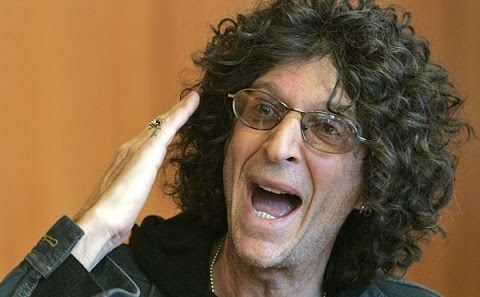 Howard Stern Calls Out Liberals