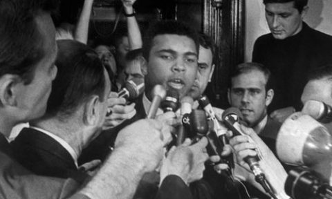 How Muhammad Ali Gave Up Freedom for Slavery