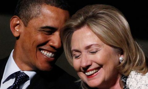 Obama Signals FBI to Clear Hillary of all Criminal Charges