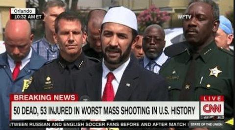 Muslim Terrorist Murders 50 in Orlando, Pledges Allegiance to ISIS