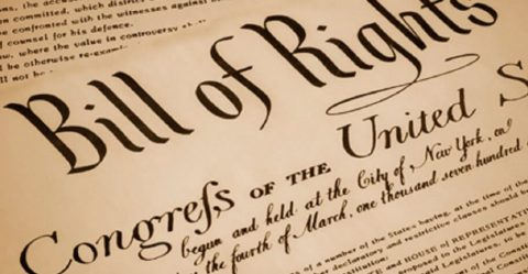 Thank Heavens for the Bill of Rights