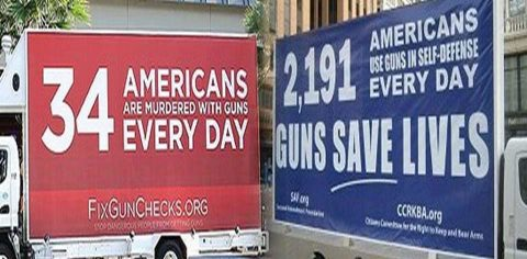 Gun Control Is Illogical