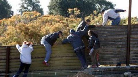 No More Illegal Immigration – INTRUDER ALERT!