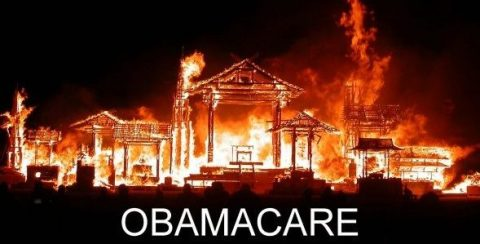 Trump:  Leave Obamacare Alone Until it Collapses!