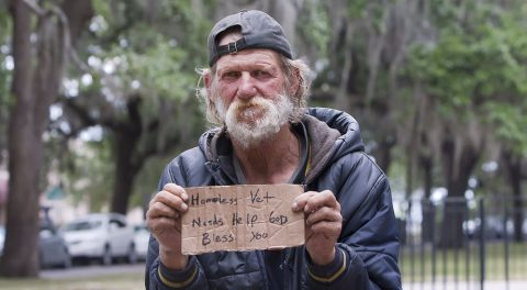 A Solution to our Homeless Veterans Crisis!