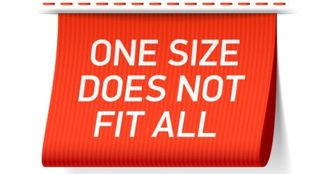 One Size Fits All… and other Fables