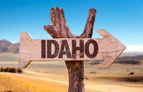 Idaho III % Participates in Manhunt for Missing Children