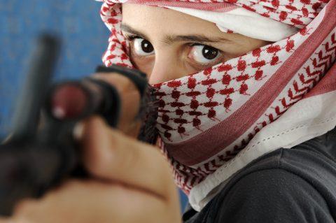 A Kindergarten Graduation…For Terrorist's.