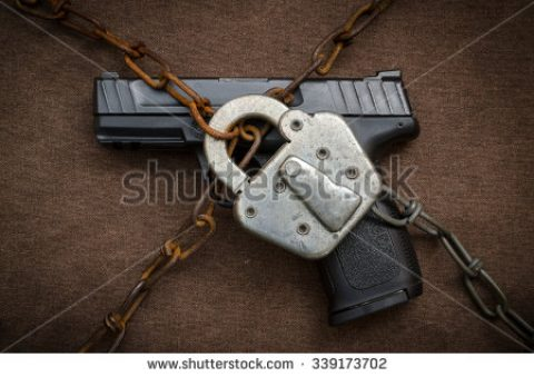 Gun Safes and Trigger Locks Defeat the Purpose of Home Defense Weapons